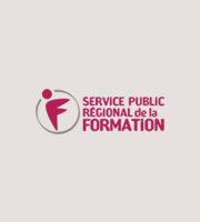 Service public régional de la formationlogo